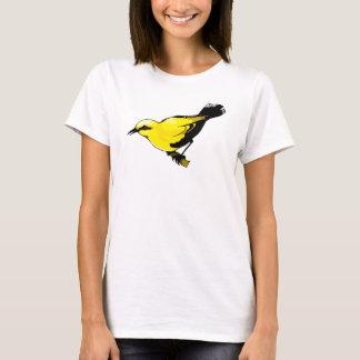Camiseta Pássaro de Oriole