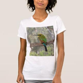 Camiseta Pássaro do abelha-comedor do arco-íris, Austrália