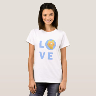 Camiseta Pássaro do amor