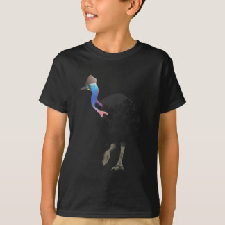 Camiseta Pássaro do Cassowary
