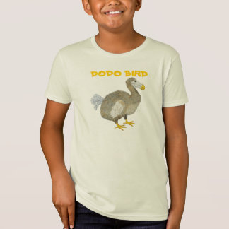 Camiseta Pássaro do Dodo