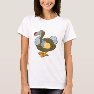 Camiseta pássaro do Dodo 3D