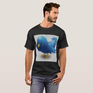 Camiseta Pássaro pequeno do Twitter