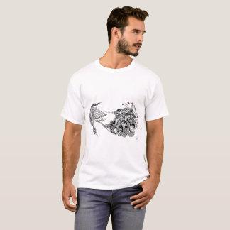 Camiseta Pássaro psicótico