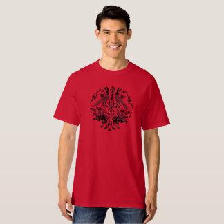 Camiseta Pássaro tribal