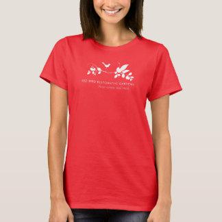 Camiseta Pássaro vermelho 2014