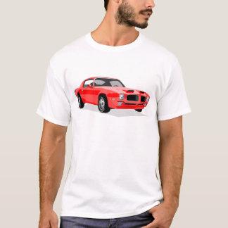 Camiseta Pássaro vermelho da fórmula