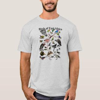 Camiseta Pássaros de East Africa