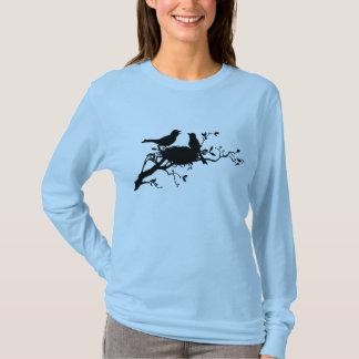 Camiseta Pássaros do assentamento