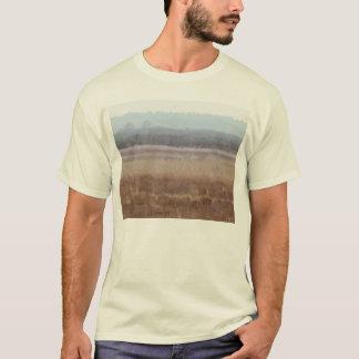 Camiseta Pássaros do branco da pradaria de Paynes