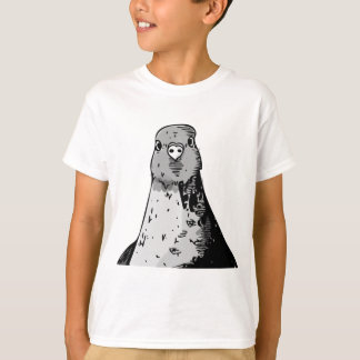 Camiseta Pássaros mudos