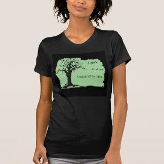 Camiseta Pássaros na árvore - verde da hortelã - Tshirt