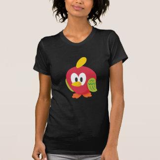 Camiseta passeio de fala do pássaro