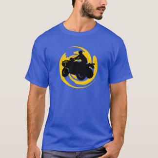 Camiseta Passeio e moagem