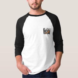 Camiseta Passeio, regulador de pressão para fora