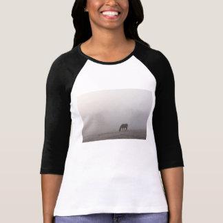 Camiseta Pastagem nevoenta