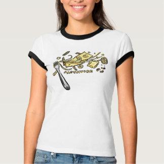 Camiseta pastavore