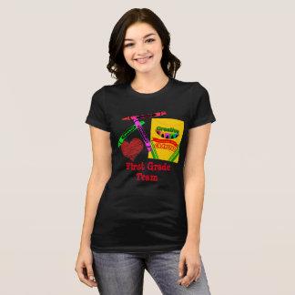 Camiseta Pastéis para professores