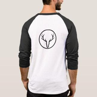 Camiseta Pastor de braço de comprido black/a marca white
