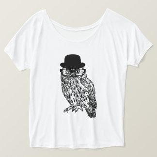 """Camiseta Pastor de preferido """"CAVALHEIRO OWL """""""