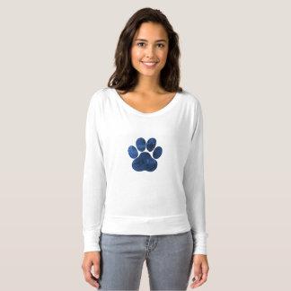 Camiseta Pata do cão