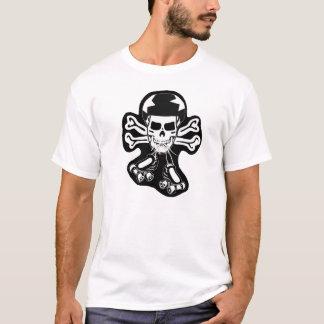 Camiseta Patine ou morra