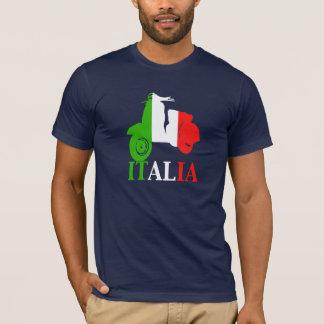 Camiseta Patinete de ITALIA