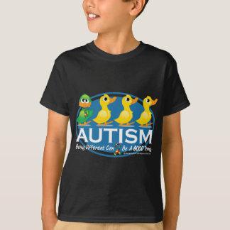 Camiseta Patinho feio do autismo