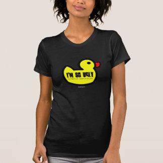 Camiseta Patinho feio eu sou tão feio mas aquele é aprovado