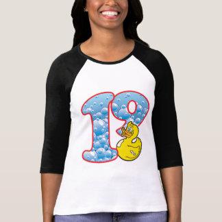 Camiseta Pato de 19 idades