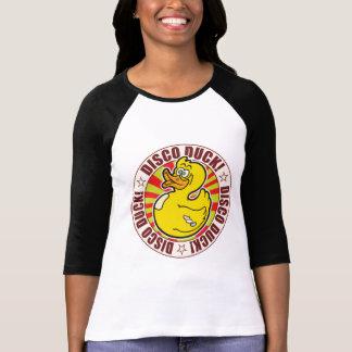 Camiseta Pato do disco