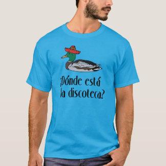 Camiseta Pato do Sombrero