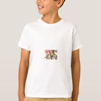 Camiseta Pato e carniceiro
