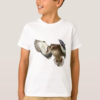 Camiseta Pato em vôo