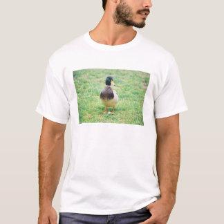 Camiseta Pato selvagem e coelho