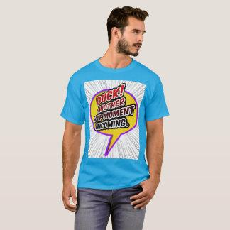 Camiseta Pato! Um outro momento de WTF entrante