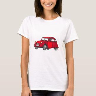 Camiseta Pato vermelho (2CV)