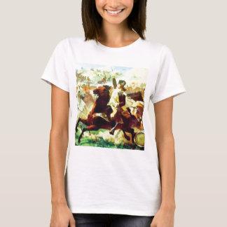 Camiseta Patriota de galope