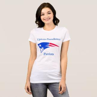 Camiseta Patriotas dos E.U.