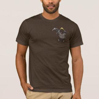 Camiseta Patrulha da toupeira