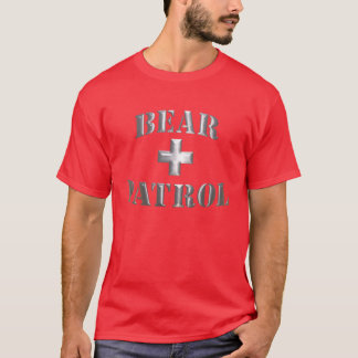 Camiseta Patrulha do urso