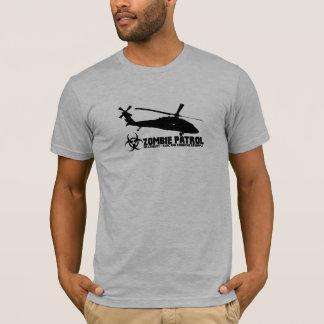 Camiseta Patrulha do zombi - cavalaria de ar
