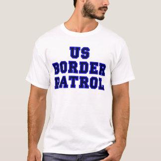 Camiseta Patrulha fronteiriça dos E.U.