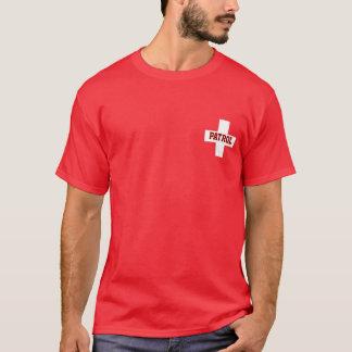 Camiseta Patrulha - personalize a cruz