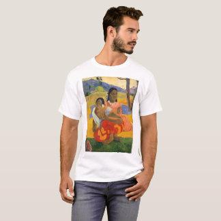 Camiseta PAUL GAUGUIN - ipoipo 1892 do faa de Nafea