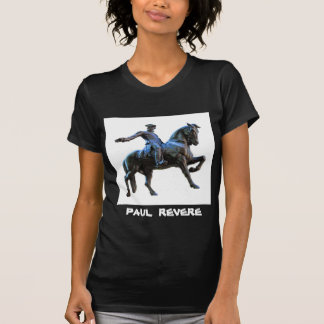 Camiseta Paul Revere (Massachusetts)
