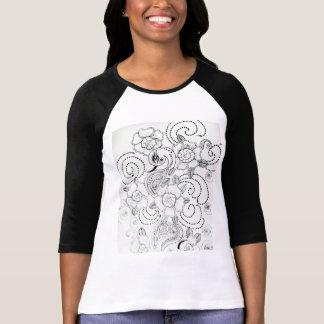 Camiseta Pavão bonito