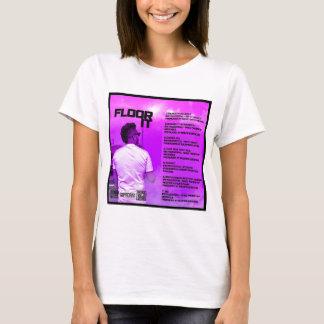 Camiseta Pavimente-o reverso