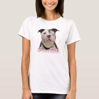Camiseta Paz, amor & Lexi