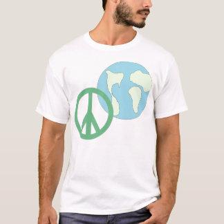 Camiseta Paz de mundo